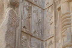 Persepolis - Tomb 1 - Relief - Soldiers_2