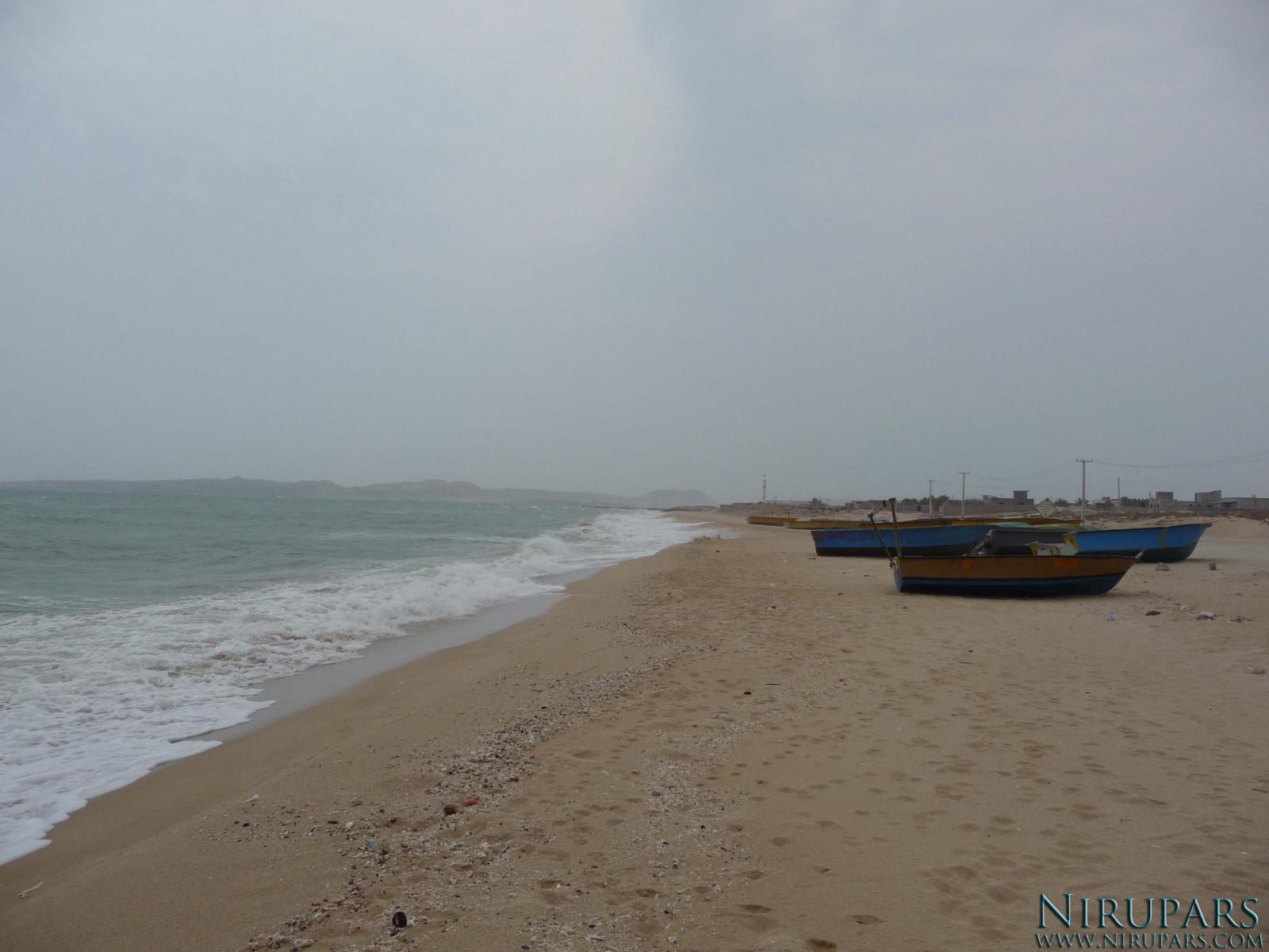 Qeshm Island - Beach