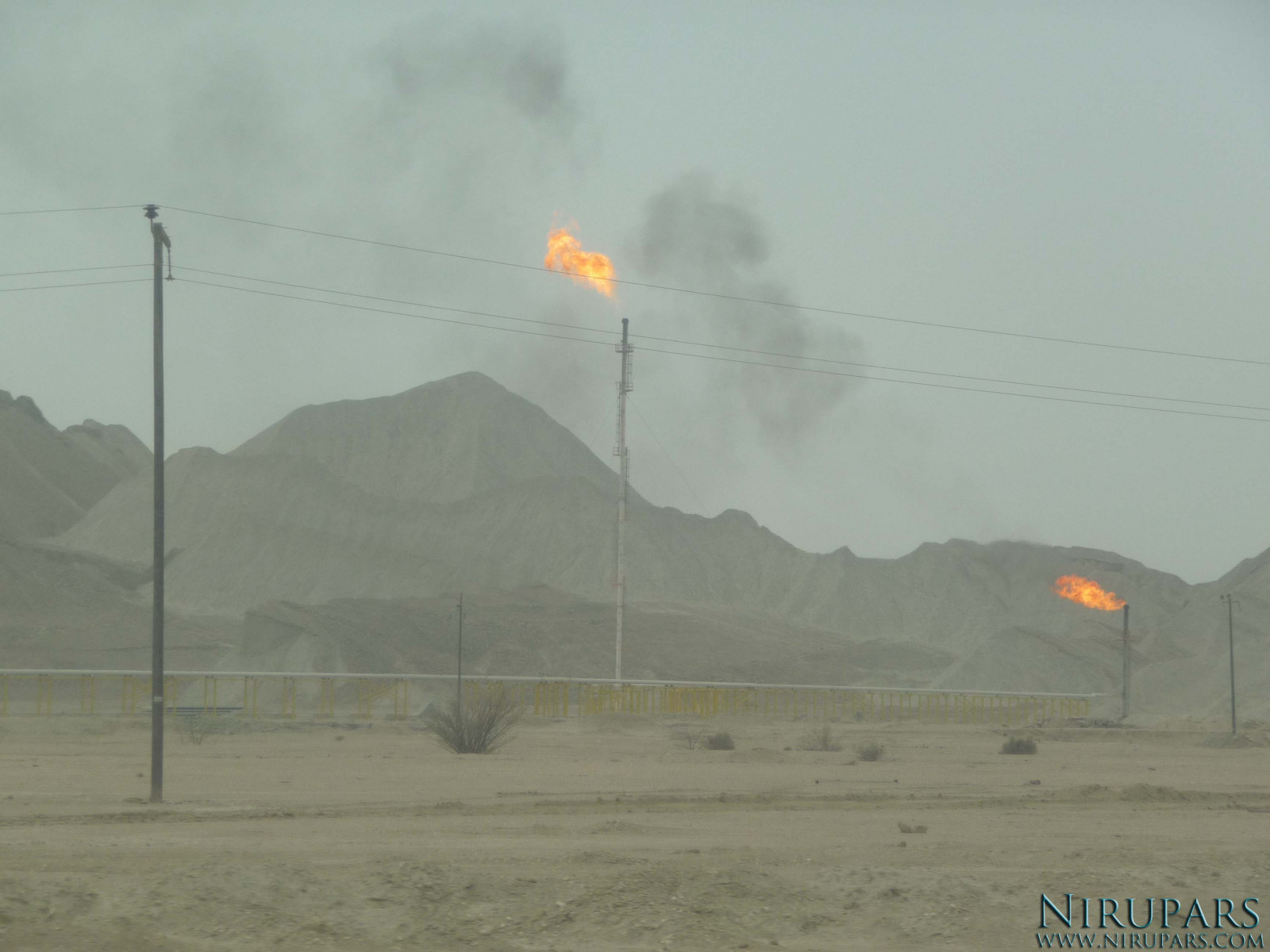 Qeshm Island - Gas