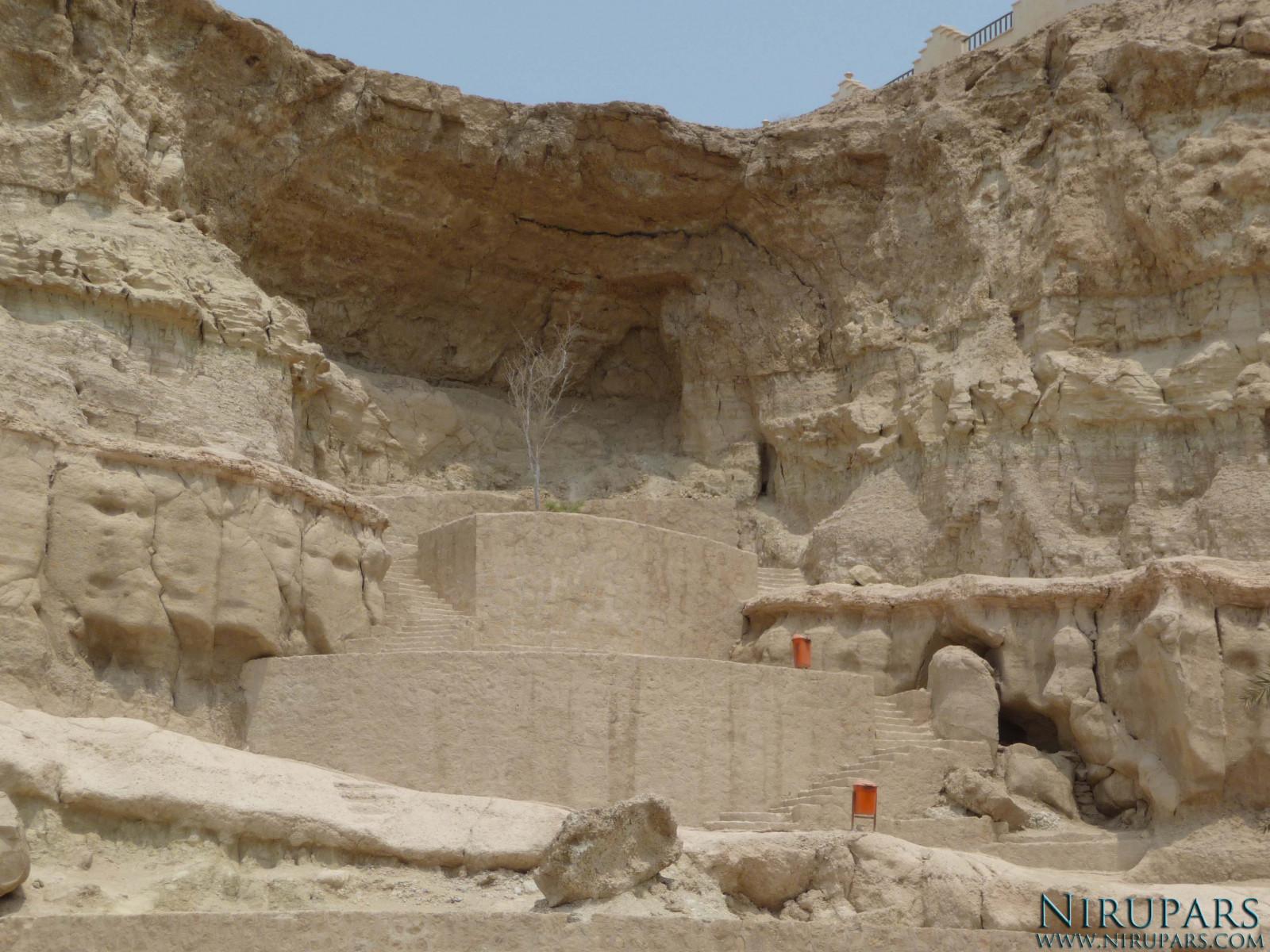 Qeshm Island - Khorbes Caves