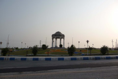 Qeshm Island - City - Hafez Mausoleum