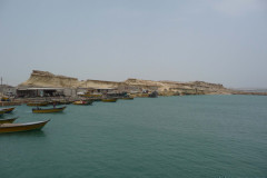 Qeshm Island - Fisherman Harbour