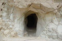 Qeshm Island - Khorbes Caves - Entrance