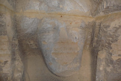 Qeshm Island - Khorbes Caves - Relief Head