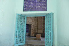 Saadieh - Mausoleum entrance