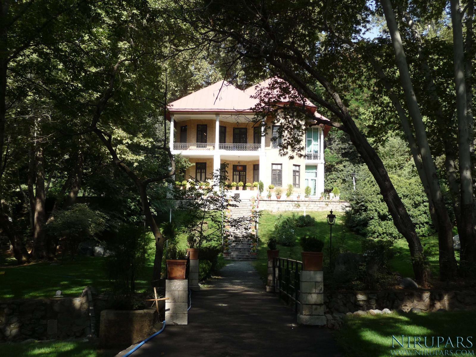 Sadabad Palace Complex - Museum