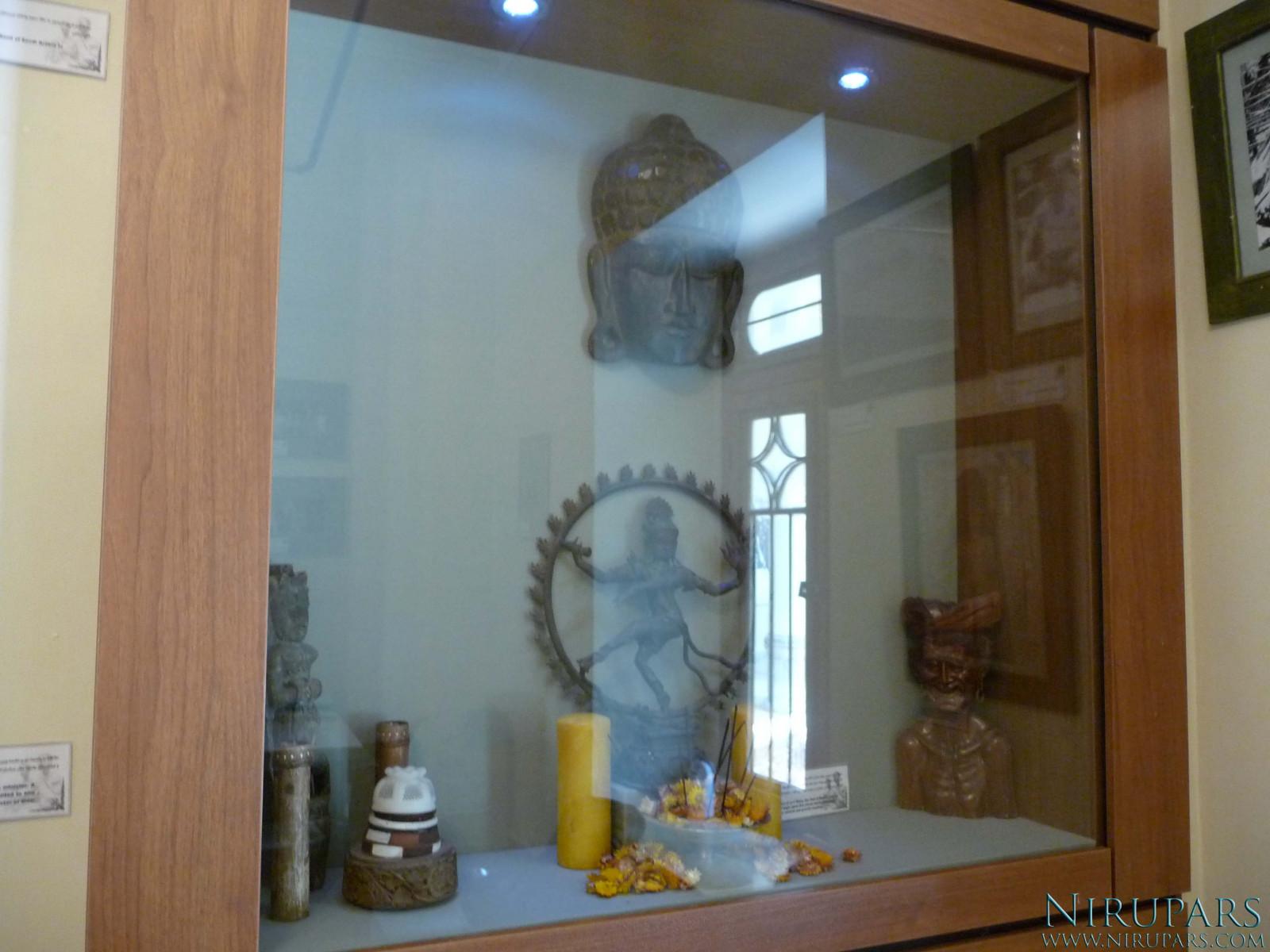 Sadabad Palace Complex - Baradaran Omidvar Museum - Exhibits