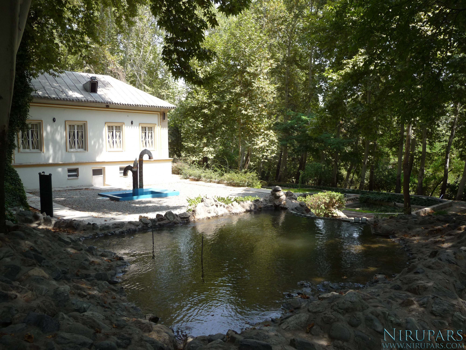 Sadabad Palace Complex - Water Museum