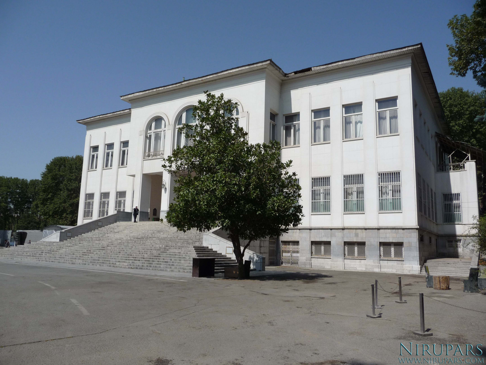 Sadabad Palace Complex - White Palace