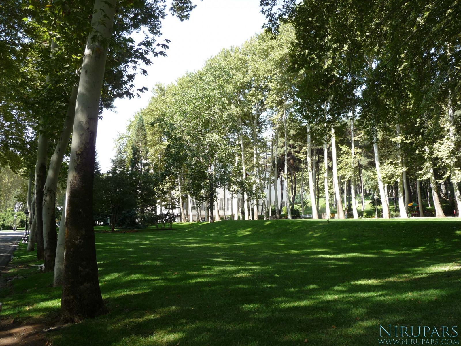 Sadabad Palace Complex - White Palace - Garden