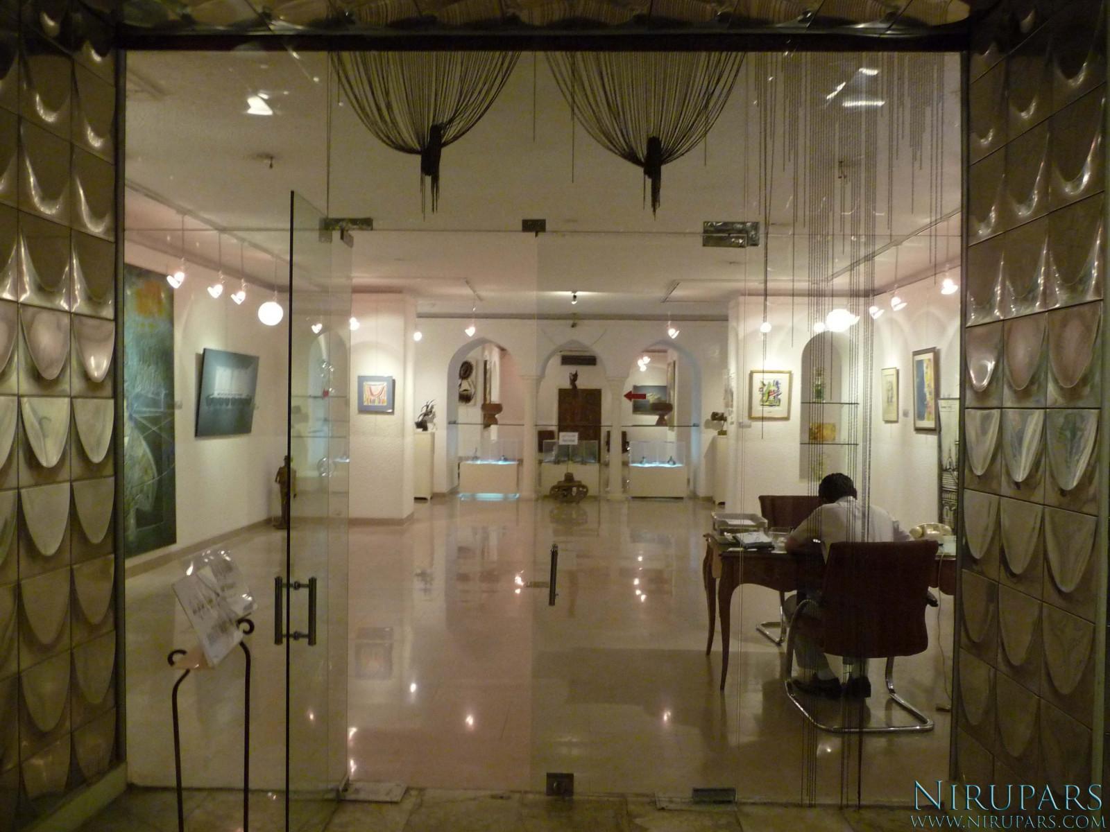 Sadabad Palace Complex - White Palace - Museum