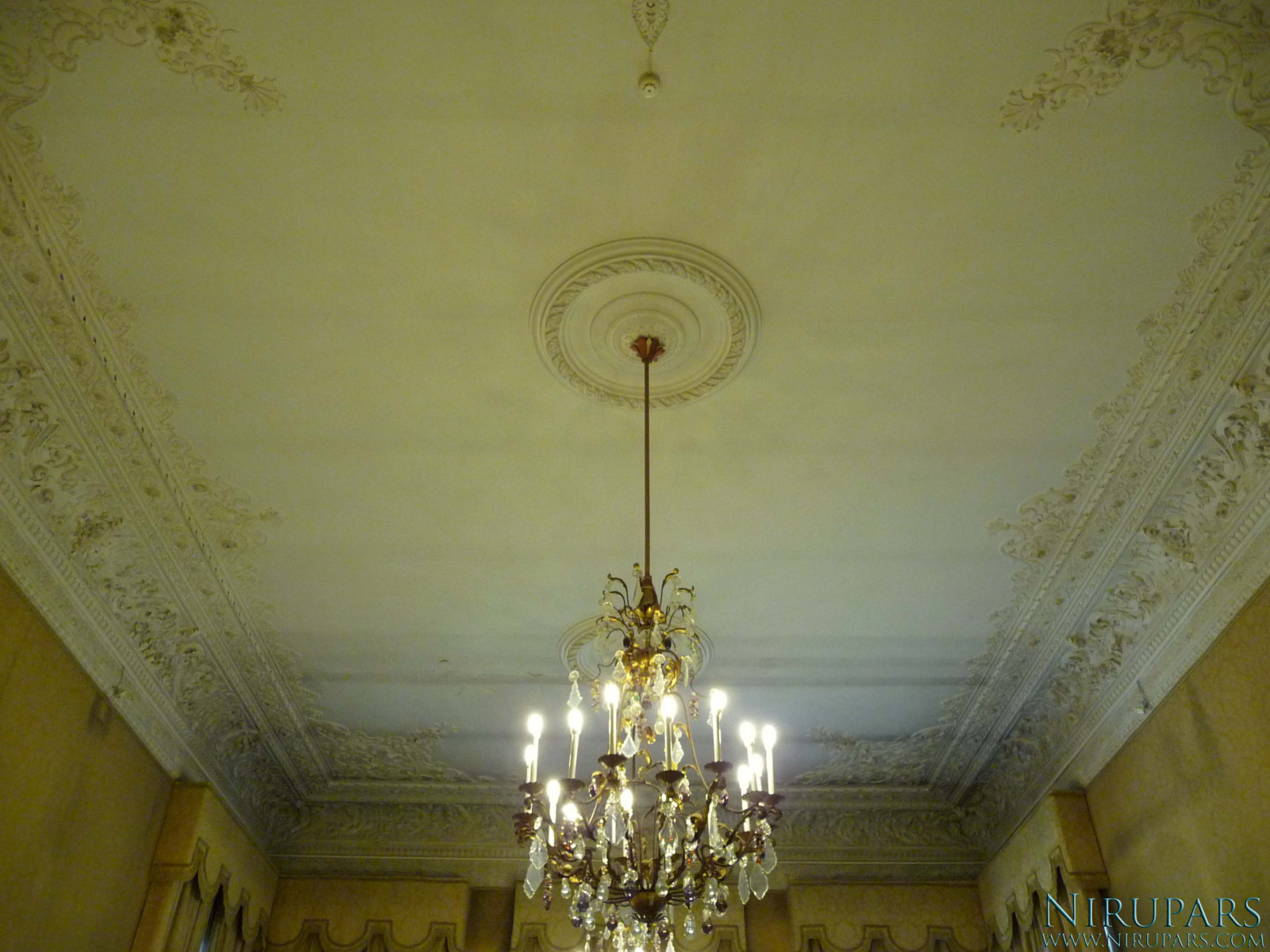 Sadabad Palace Complex - White Palace - Private Dining Room