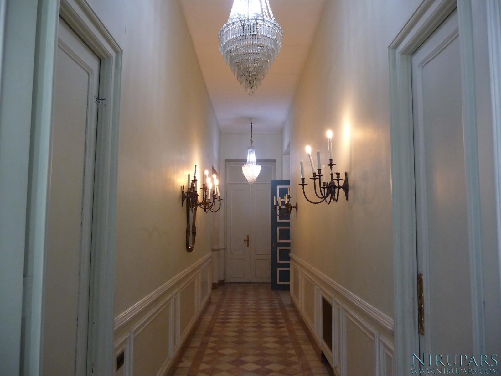 Sadabad Palace Complex - White Palace - Upper Floor