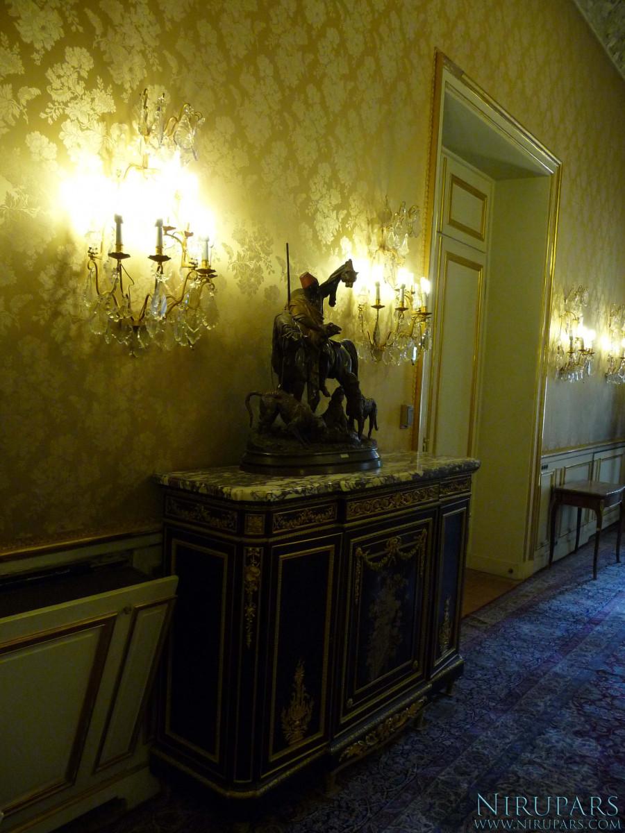Sadabad Palace Complex - White Palace - Upper Floor - Royal Room