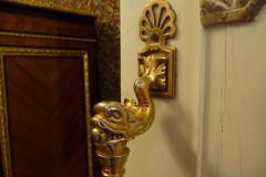 Sadabad Palace Complex - Green Palace - Door Handle