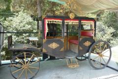 Sadabad Palace Complex - Green Palace - Old Carriage