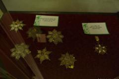 Sadabad Palace Complex - Green Palace - Royal Medals