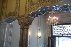 Sadabad Palace Complex - Green Palace - Reliefs