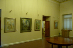 Sadabad Palace Complex - Farshchian Museum - Paintings