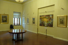 Sadabad Palace Complex - Farshchian Museum - Paintings