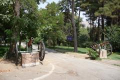 Sadabad Palace Complex - Military Museum