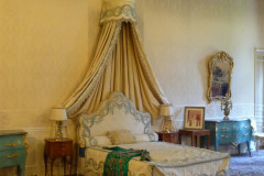 Sadabad Palace Complex - White Palace - Bedroom
