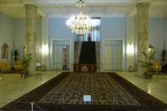Sadabad Palace Complex - White Palace - Entrance Hall