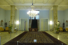 Sadabad Palace Complex - White Palace - Entrance Hall