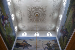 Sadabad Palace Complex - White Palace - Upper Floor - Great Hall