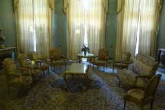 Sadabad Palace Complex - White Palace - Waiting Room
