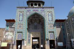 Shah Cheraq - Entrance