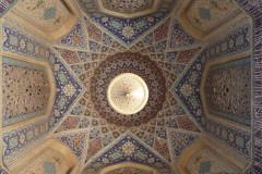 Shah Cheraq - Entrance - Gate Ceiling