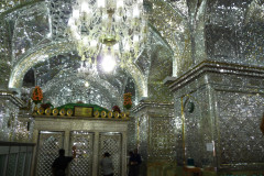 Shah Cheraq - Mausoleum - Praying Room