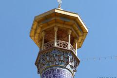 Shah Cheraq - Minaret