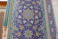 Shah Cheraq - Wall Painting