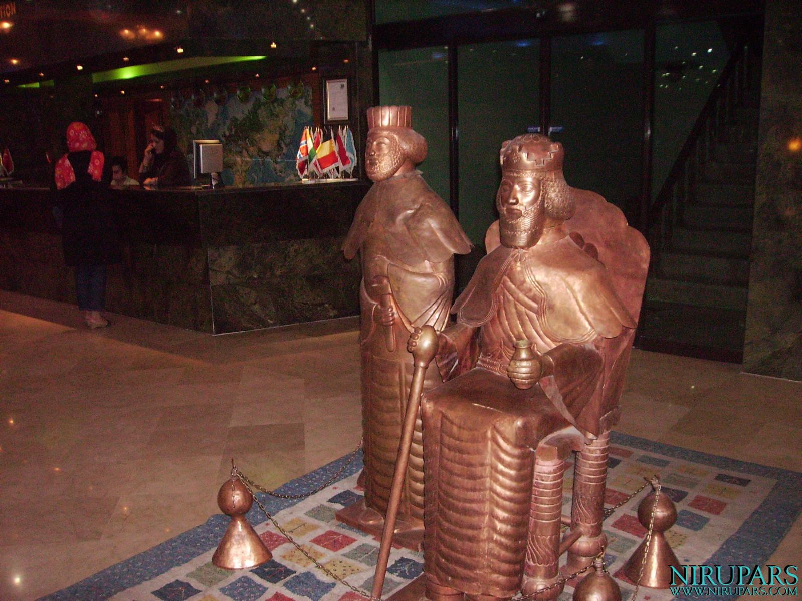 Shiraz - Bronze Figure