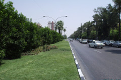 Shiraz - Zand Street