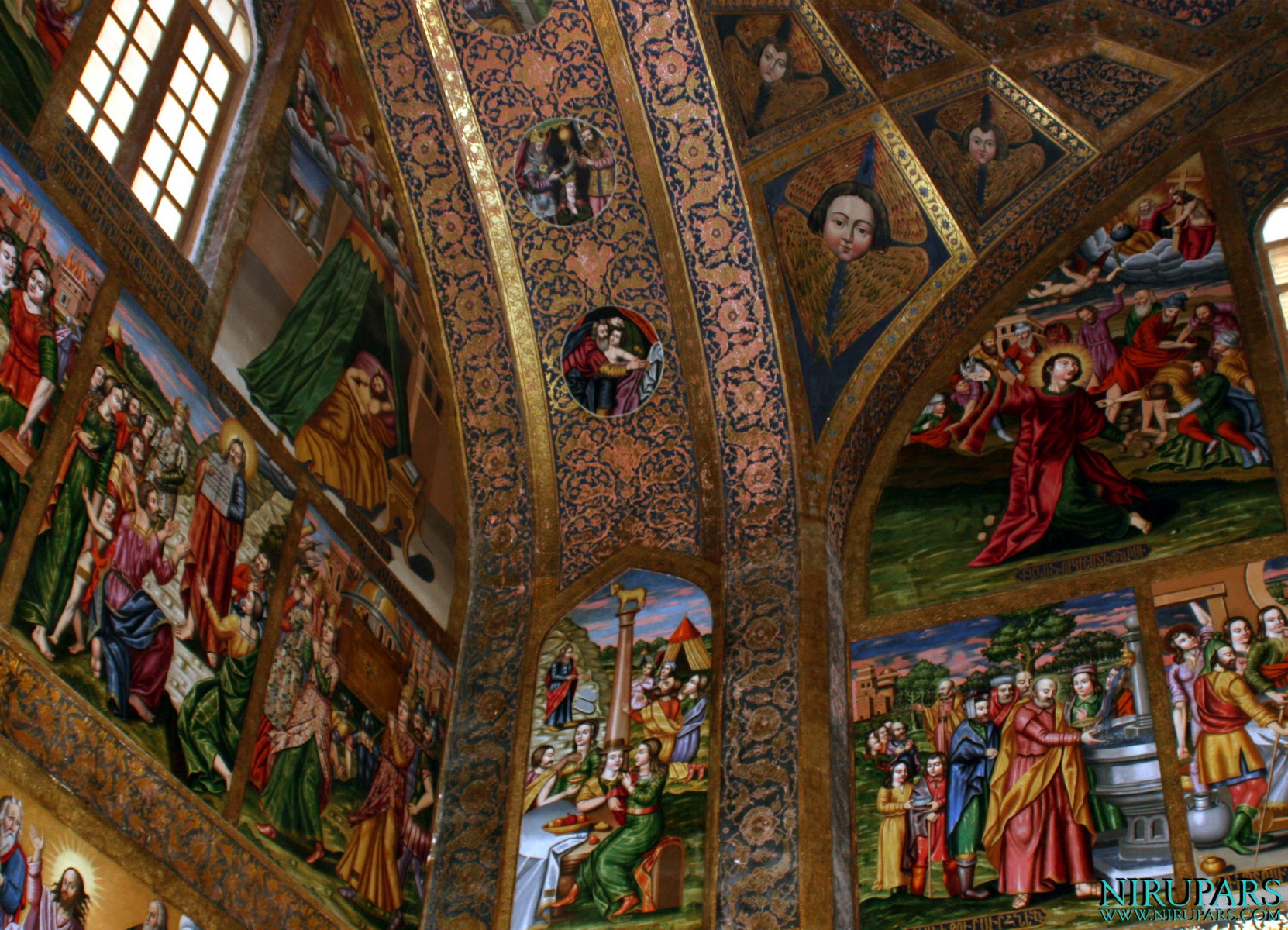 Vank Cathedral - Painting