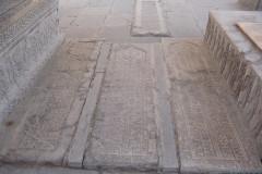 Vank Cathedral - Tombstones