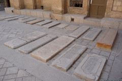 Vank Cathedral - Tombstones
