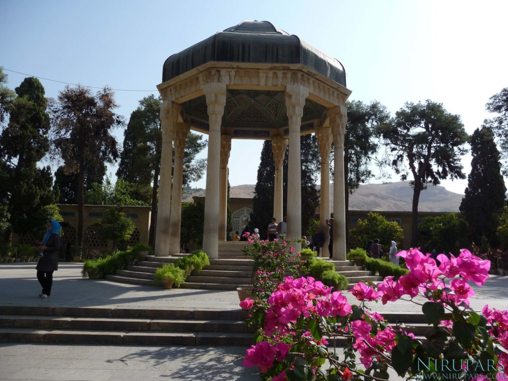 Hafezieh - Tomb of Hafez